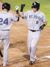 Dog Dish: Saltdogs fall in 12th inning