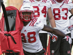 Photos: Husker fall camp opens, 8.4.14