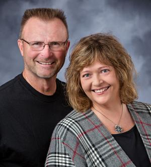 Dale and Doni Stoner 30th Wedding Anniversary