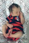 Cindy Lange-Kubick: Thanks for making me a grandma, Sweet Baby James