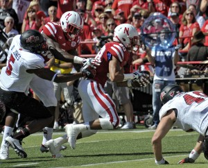 Photos: Nebraska football vs. Arkansas State, 9.15.12