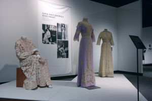 Katharine Hepburn's style on view in Omaha fashion and stage costumes exhibit