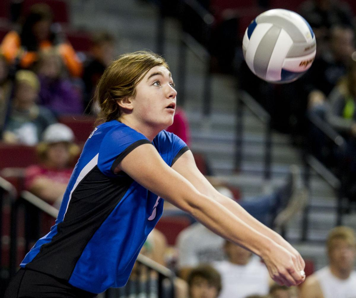 State Volleyball Exeter Milligan Sweeps Into D 2 Final