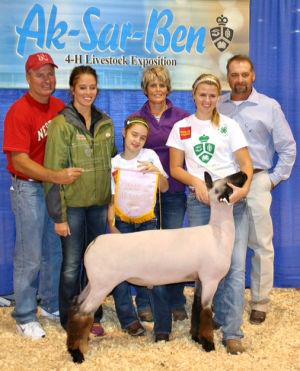 Family sues feed company over lamb's failed drug test