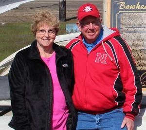 Happy 50th anniversary, Allen and Donita