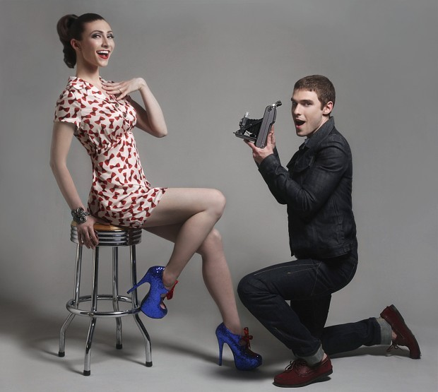 are nick and karmin dating