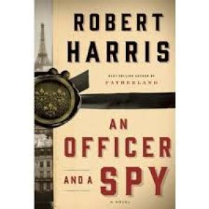 Book review: 'An Officer and a Spy' by Robert Harris
