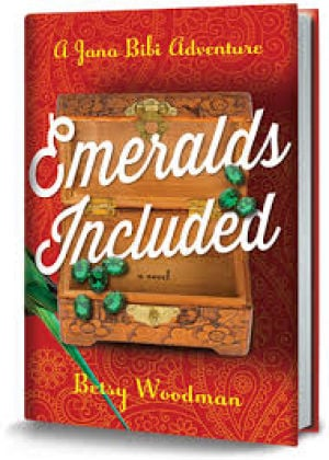 Review: 'Emeralds Included' by Betsy Woodman