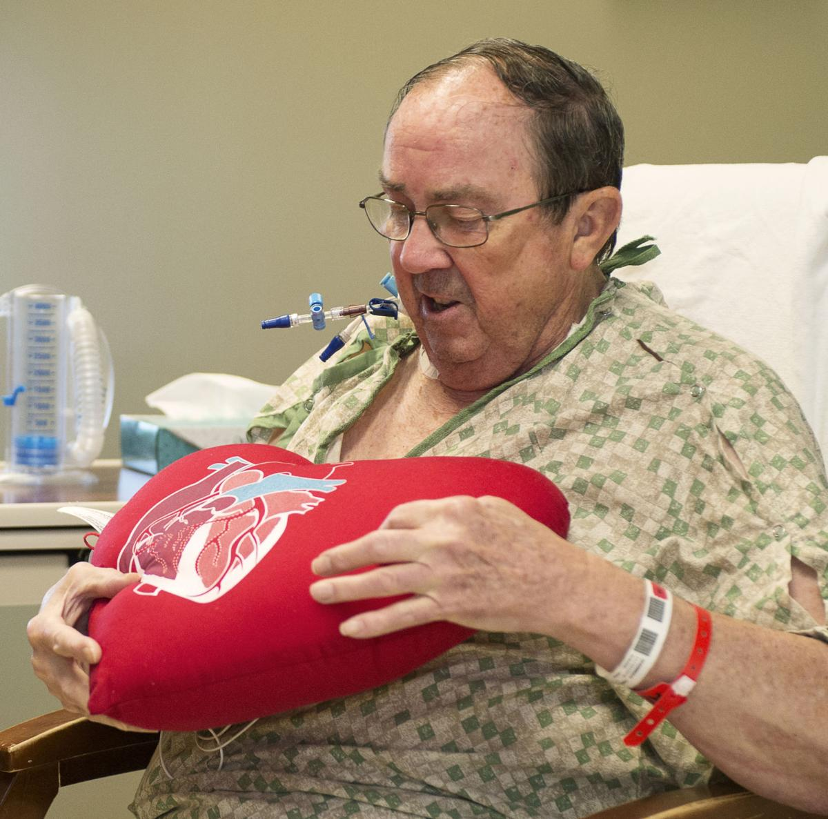 Lincoln Doctors Replace Heart Valve Without General
