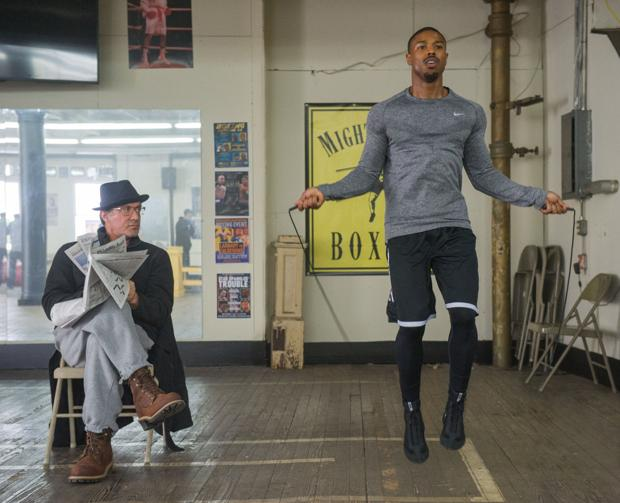 Review: Rousing 'Creed' goes the distance