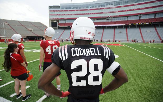 Red Report: Cockrell glad to be pushed for safety job