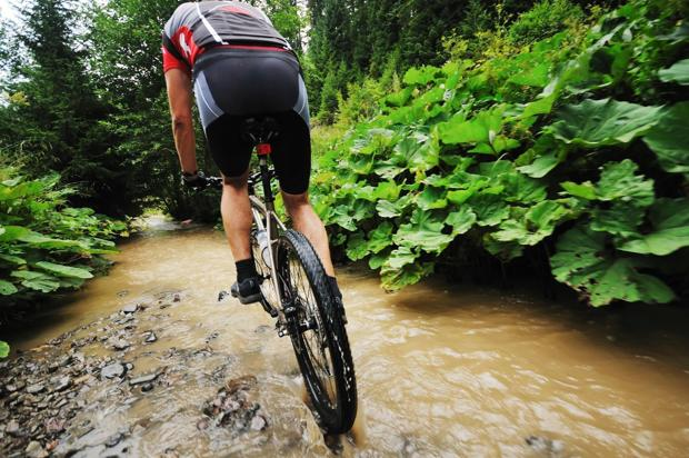 Mountain bikers ready to start planning for new trails on old landfill