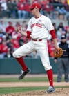 Baseball: Burkamper throws gem as Huskers sweep No. 16 Texas