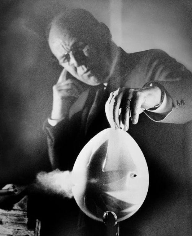 Jim Mckee Harold Edgerton Made The Invisible Visible