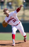 Steven M. Sipple: Husker pitching coach mindful of improved Big Ten
