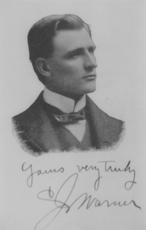 Jim Mckee The Warner Family Legislative Legacy Lincoln