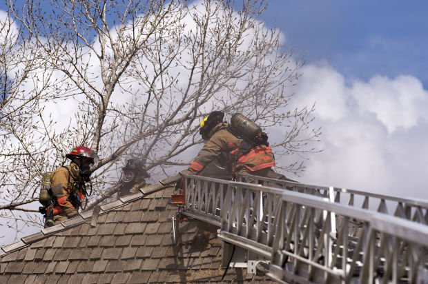 Dining Room Fire Causes 250k Damage To South Lincoln Home