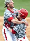 NU Baseball vs. Ohio State, 4.6.14