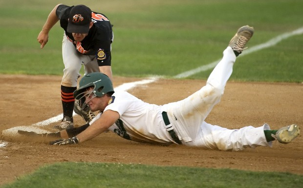 Pinnacle Jumps To Lead Rolls To Area 5 Title Baseball