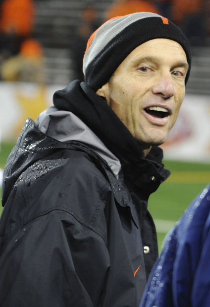 Photos: New Husker head coach Mike Riley | Huskers ...