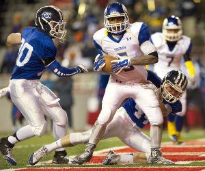 Photos: Class A football championship, Creighton Prep vs. Omaha North, 11.24.14