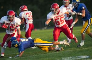 Photos: Norfolk Catholic vs. Wahoo football