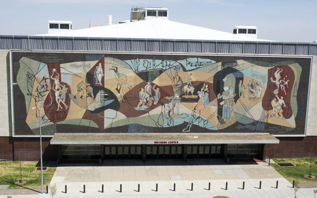 What Is Saving The Pershing Center Mural Worth To You