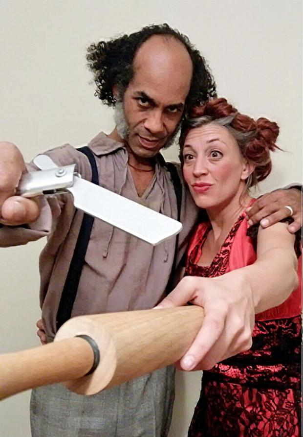 OmniArts co-founder sharpens razor for 'Sweeney Todd'