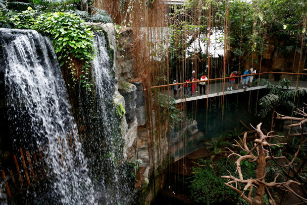 Henry Doorly Zoo Named Best Zoo In The World