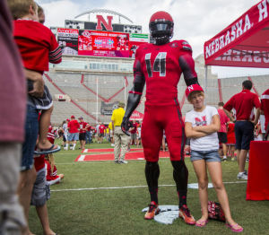 Photos: Husker Fan Day