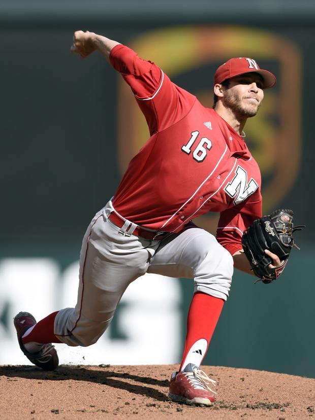 Baseball: Huskers falter in Big Ten tourney opener