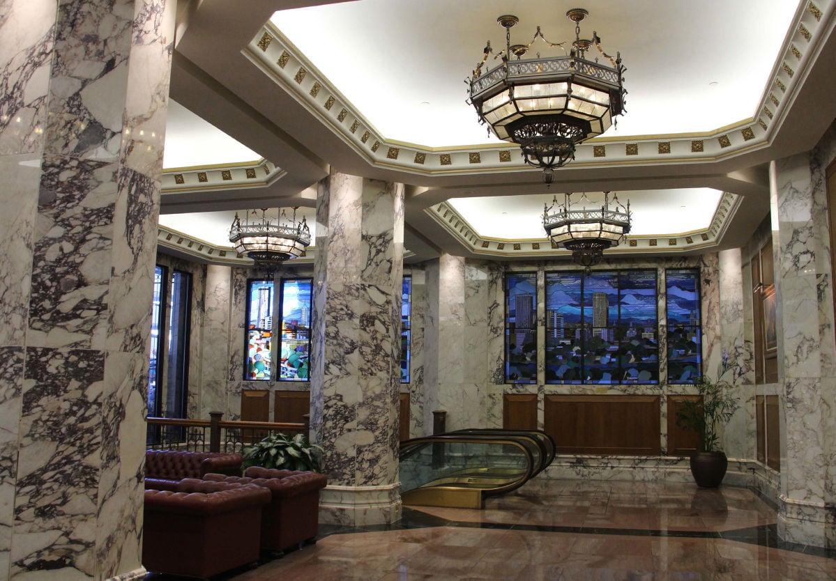 Art Deco Architecture Dominates Downtown Tulsa The 402
