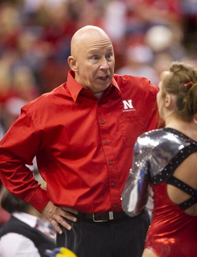 Image Resize Longtime Husker Womens Gymnastics Coach Kendig