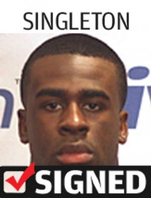 D.J. Singleton
