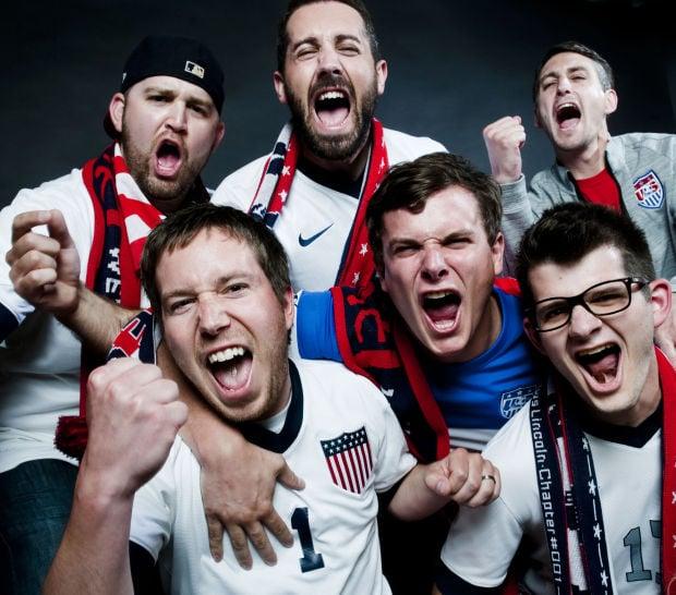 American Soccer Fan