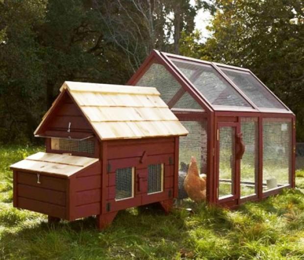 57 DIY Chicken Coop Plans in Easy to Build Tutorials  100