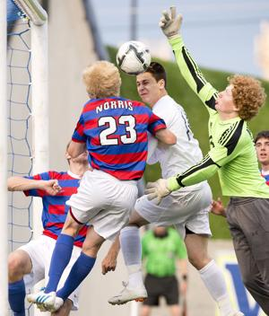 Photos: Boys state soccer, Norris vs. Omaha Skutt, 5.14.15