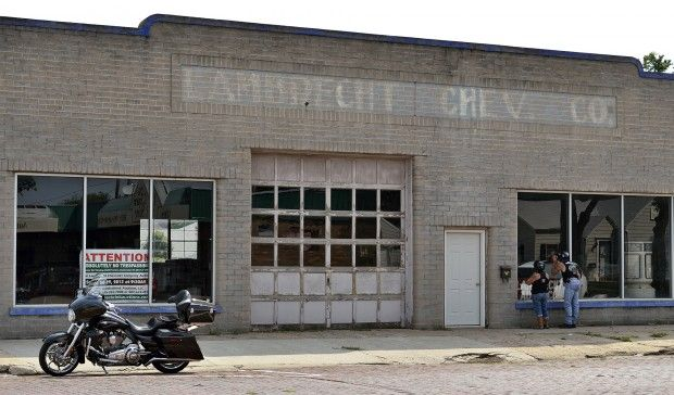 Old Car Dealership Building For Sale Release Date Price
