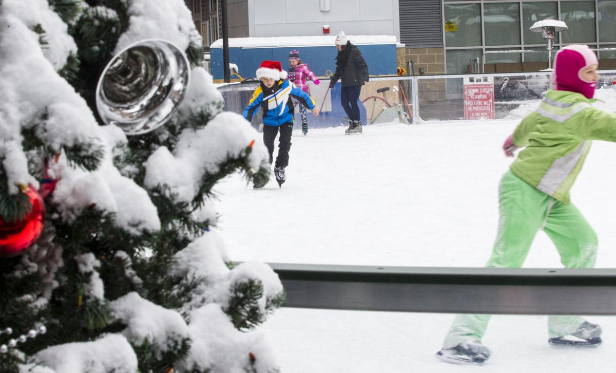 A Christmas Card On Ice Local Journalstar Com