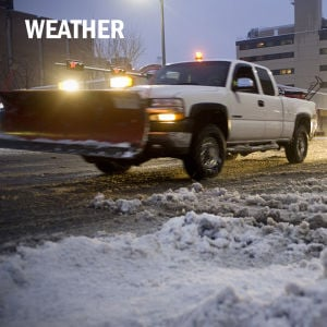 State Patrol warns drivers ahead of ice storm