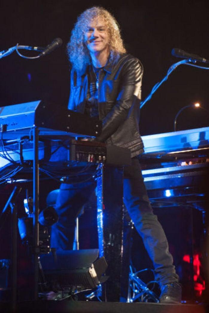 David Bryan S Music Headed For Lincoln With Bon Jovi