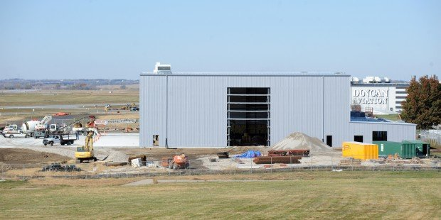 Duncan Aviation Looks To Hasten Expansion Plans Local