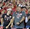 Wisconsin vs. Nebraska, 9.29.2012