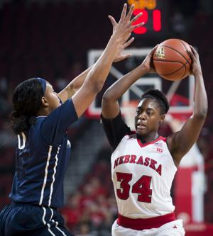 Photos: Huskers roll over Penn State in second half