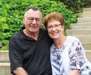 Happy 50th anniversary, Gary and Elaine