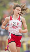 State track: Ideal conditions help Spencer, Lee in 3,200