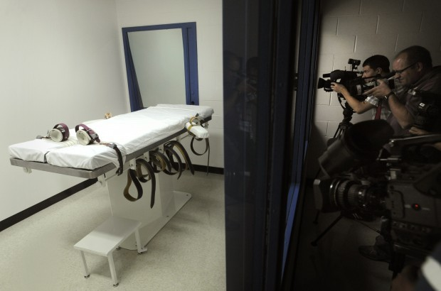 Nebraska S Remodeled Execution Chamber In Place Local