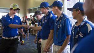 Photos: Class C state golf meet, 5.28.15