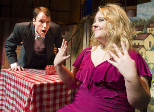 UNL Opera invites you to 'A Wedding'