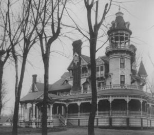 Jim McKee: The University of Omaha born in an Omaha Victorian mansion